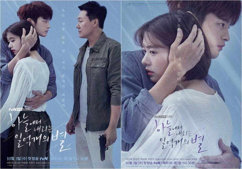 韓国ドラマ【空から降る一億の星】視聴感想ソ・イングク主演