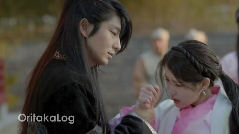 「麗~花萌ゆる8人の皇子たち」の感想