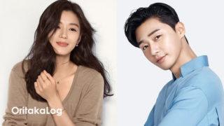 韓国ドラマ「智異山」パク・ソジュン チョン・ジヒョン